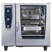 Пароконвектомат RATIONAL Combi Master Plus CM102 Gas